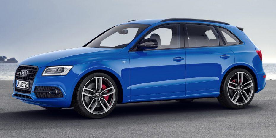 Nuevo Audi SQ5 Plus: Más potencia y equipamiento por casi 80.000 €