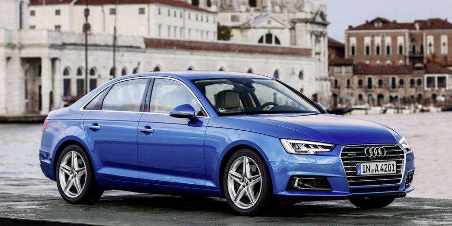 Un porrón de fotos del nuevo Audi A4: Ya queda muy poco para su lanzamiento