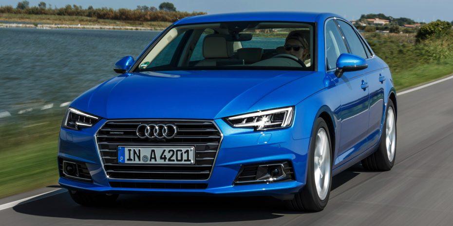 Todos los precios del nuevo Audi A4: Desde 33.000 € sin descuentos