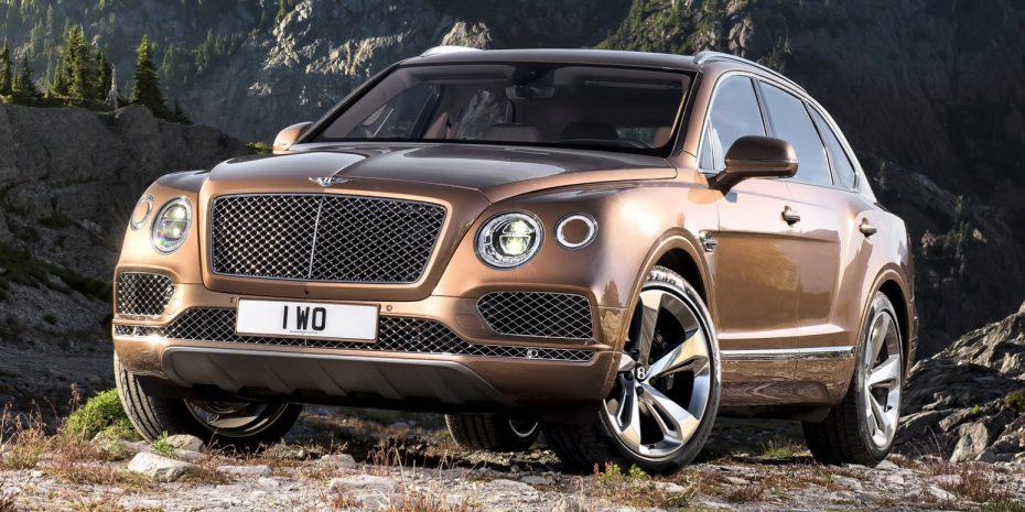 Así es el nuevo Bentley Bentayga: Máximo lujo y distinción en formato SUV