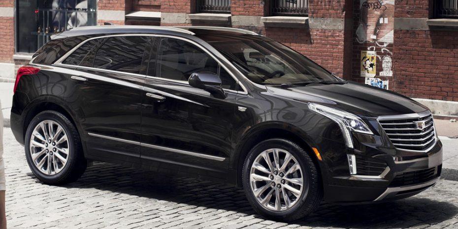 Nuevo Cadillac XT5, sucesor del SRX:  Lo verás también en Europa