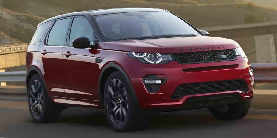 Nuevo Land Rover Discovery Sport Dynamic: Aspecto más deportivo para el SUV de siete plazas