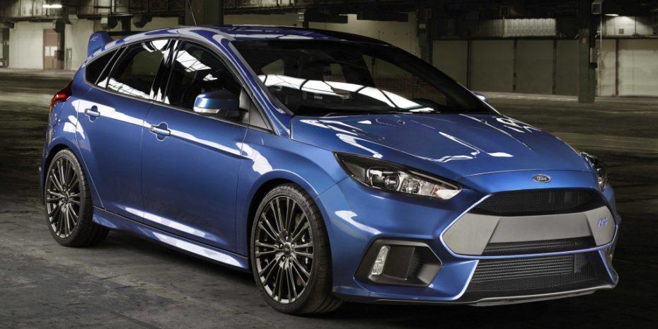 El Ford Focus RS ya tiene precio para España: Algo más de 40.000 € para el explosivo compacto