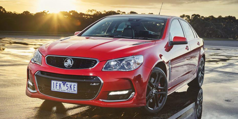 Nuevo Commodore VFII: 413 CV para el más rápido de los Holden