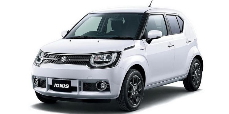 Aquí está el nuevo Suzuki Ignis: Se estrenará en Japón y llegará a Europa