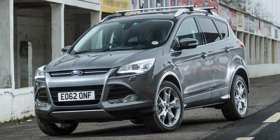 Ventas agosto 2015, Reino Unido: El Ford Kuga entra en el Top10