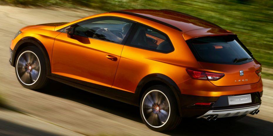 Todos los detalles del SEAT León Cross Sport: 300 CV y tracción total