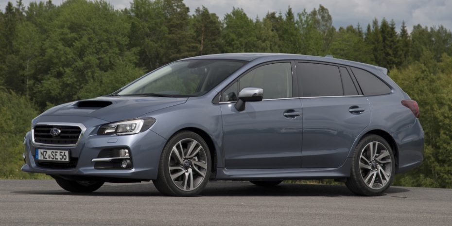 El Subaru Levorg ya está a la venta en España: Desde 29.900 €, turbo y con tracción total