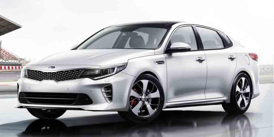 Aquí está la nueva generación del Kia Optima: Estrena versión GT con 245 CV