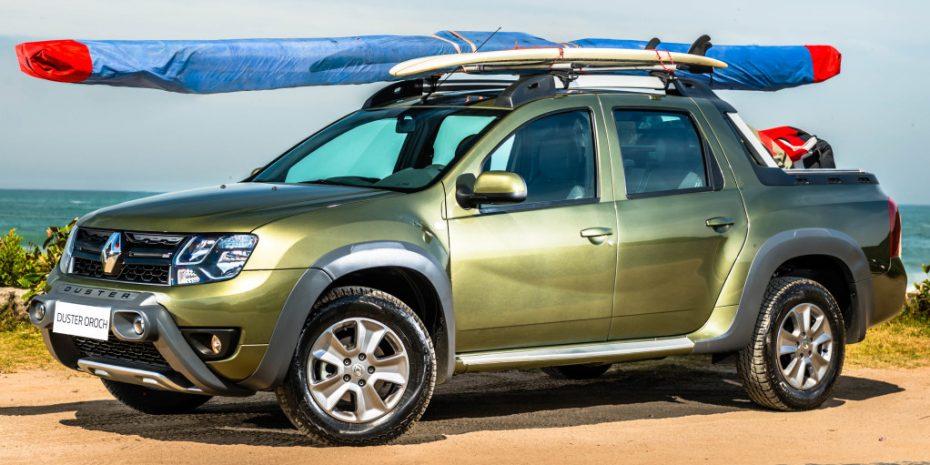 Así es el Renault Duster Oroch de producción: Casi idéntico al concepto