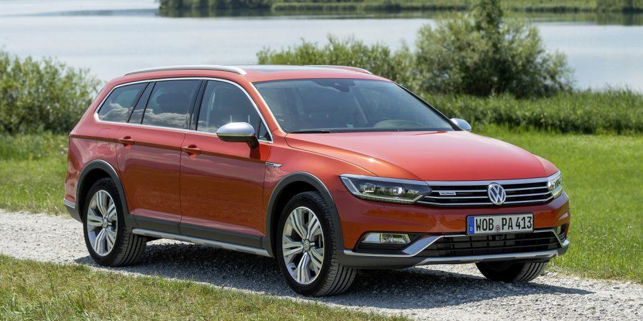 Un porrón de fotos del nuevo Volkswagen Passat Alltrack: Llegará a España en unas semanas
