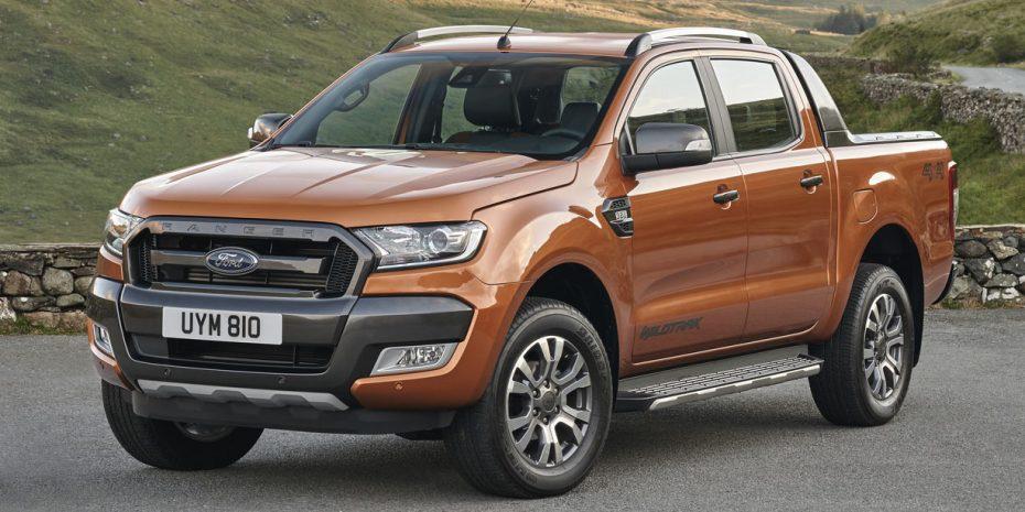 Saluda al nuevo Ford Ranger para el mercado europeo: Hasta 200 CV para el pick up