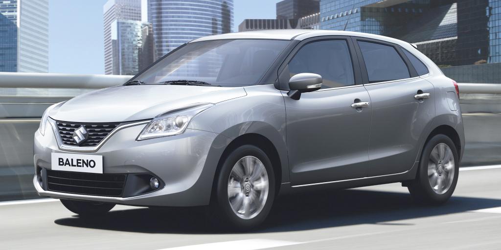 Así es el nuevo Suzuki Baleno: El complemento perfecto al Swift