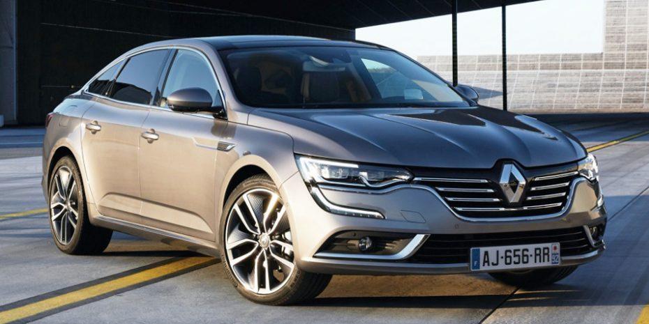 Todos los precios del nuevo Renault Talisman para Francia: Más asequible que el Laguna