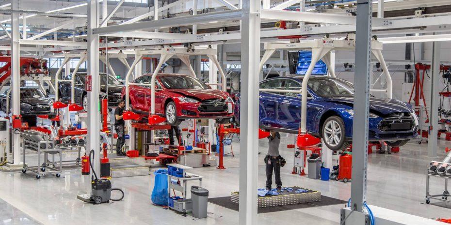 Tesla abre su primera planta de ensamblaje en Europa: Está en Holanda
