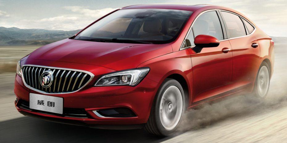 Así es el nuevo Buick Verano para China: Hola Opel Astra Sedán