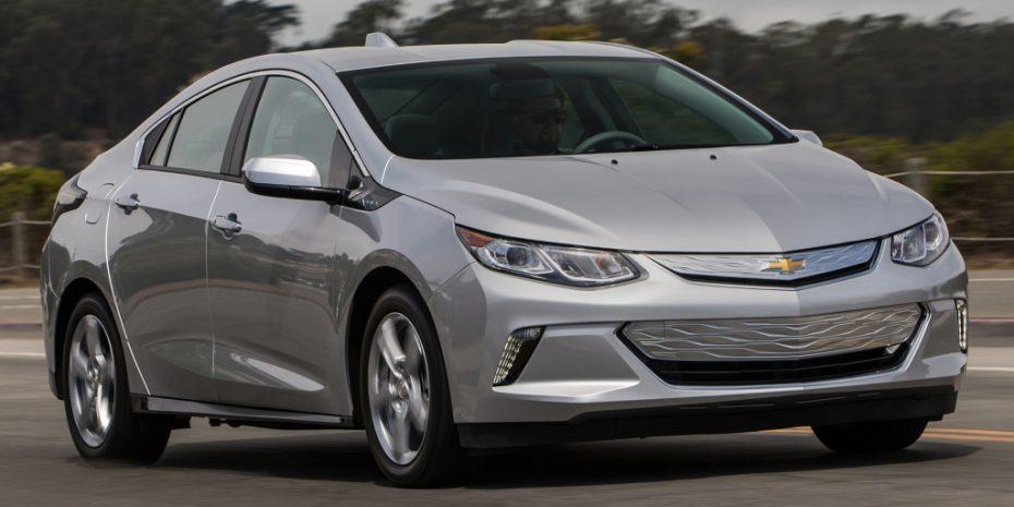 Un montón de imágenes del nuevo Chevrolet Volt: De momento sólo para Estados Unidos
