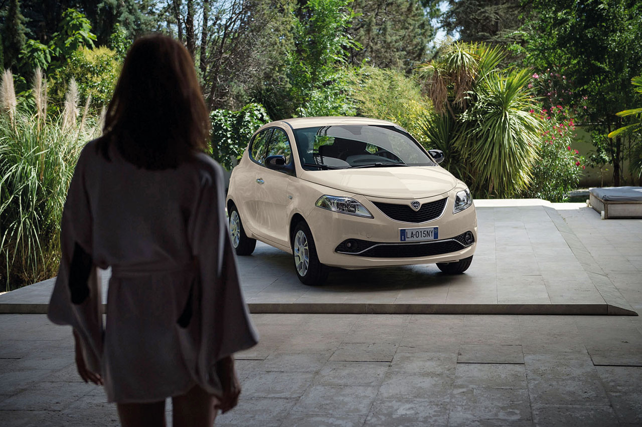 MADRID 23-26 july 2015.Backstage Spot Lancia Ypsilon.Foto Tullio M. Puglia/Getty Images