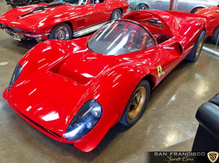 """Ojo a esta réplica: Es """"barata"""" y tan fiel que cuenta con el visto bueno de Ferrari…"""