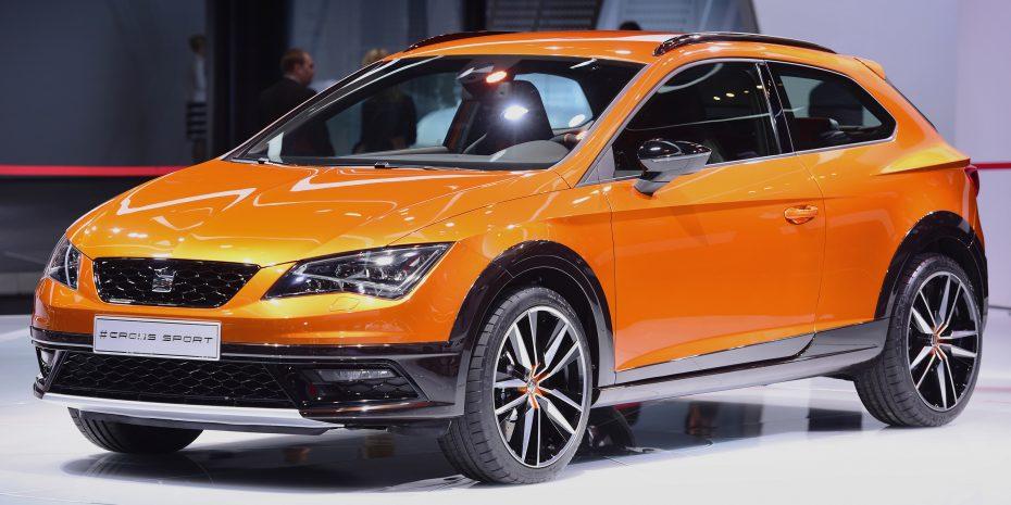 Los SEAT León más potentes, ahora en vivo: 290 y 300 CV para los Cupra y Cross Sport Concept