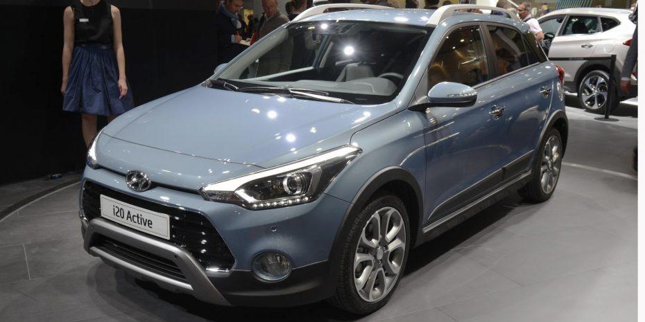 Así es el nuevo Hyundai i20 Active: Estrena el motor 1.0 TGDI con 120 CV
