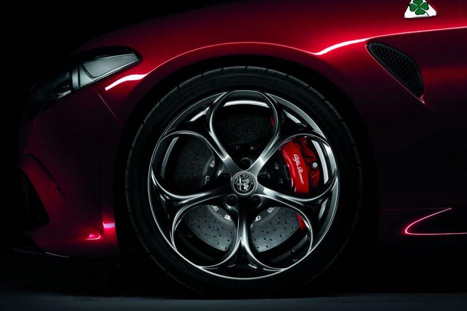 [Galería] Todas las imágenes del Alfa Romeo Giulia Quadrifoglio: ¡Oficiales y en directo!