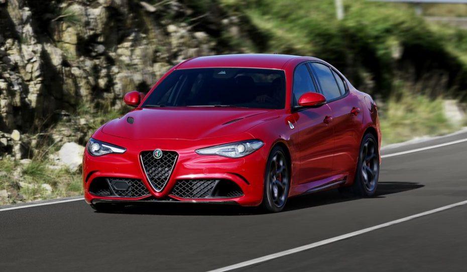 Las versiones de acceso del Alfa Romeo Giulia empiezan a aparecer en vídeo ¿Lo conoceremos pronto?