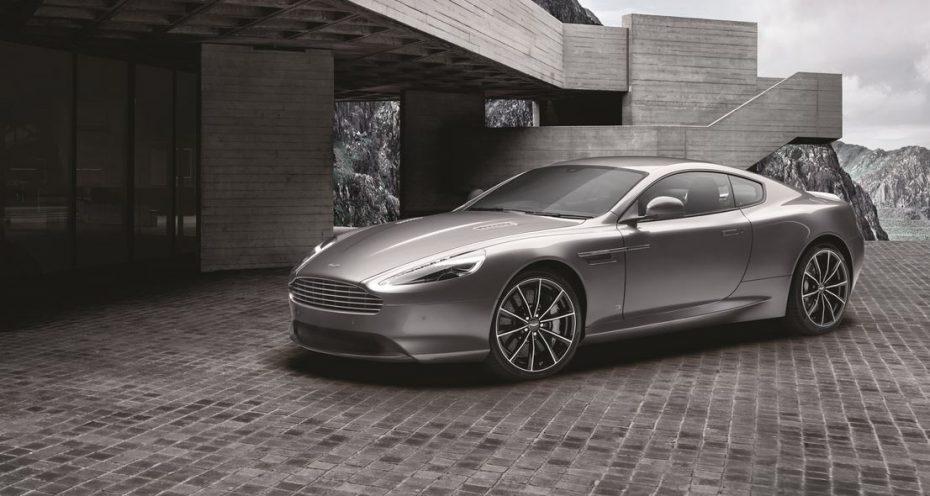 Aston Martin DB9 GT Bond Edition: 150 unidades del coche favorito de 007