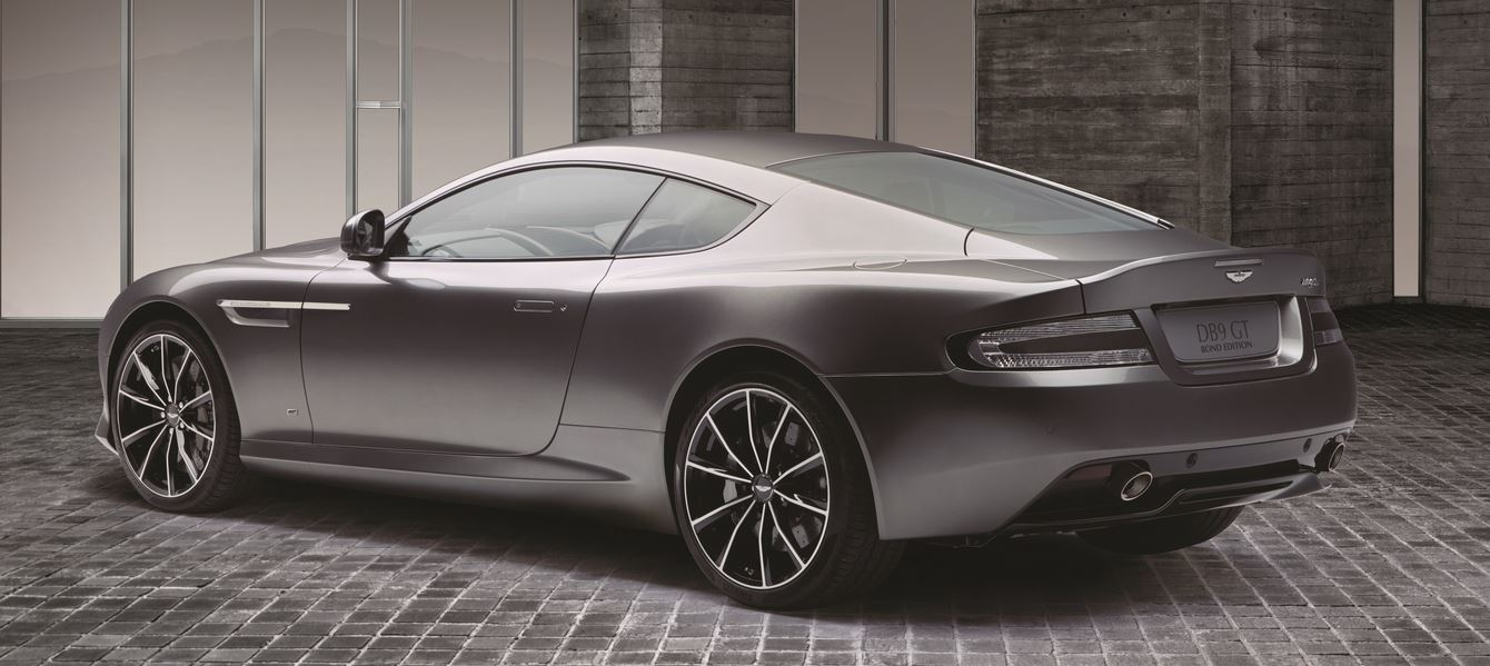 Aston Martin Bond Edition 3