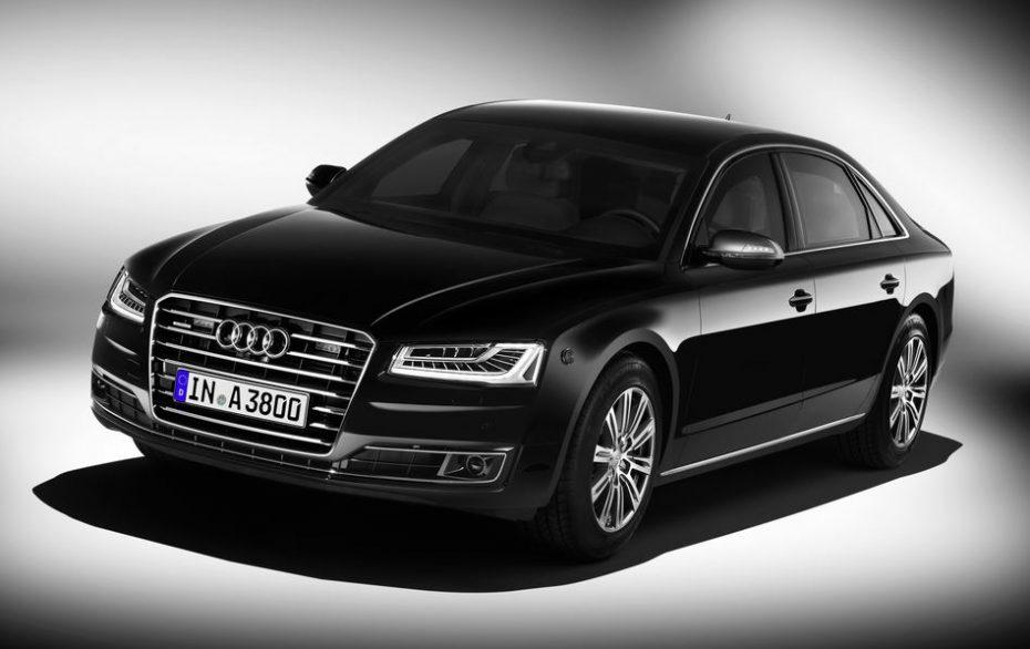 Audi A8 L Security: La berlina blindada de alta seguridad, ahora más segura que nunca