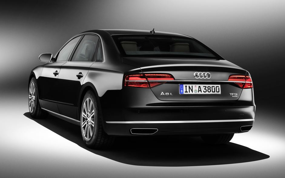 Audi A8 L Security 5
