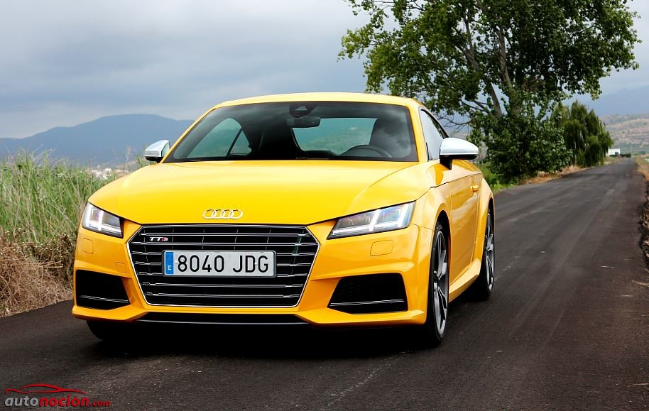 Prueba Audi TTS manual: 310 CV y un 0 a 100 km/h en 4,6 segundos