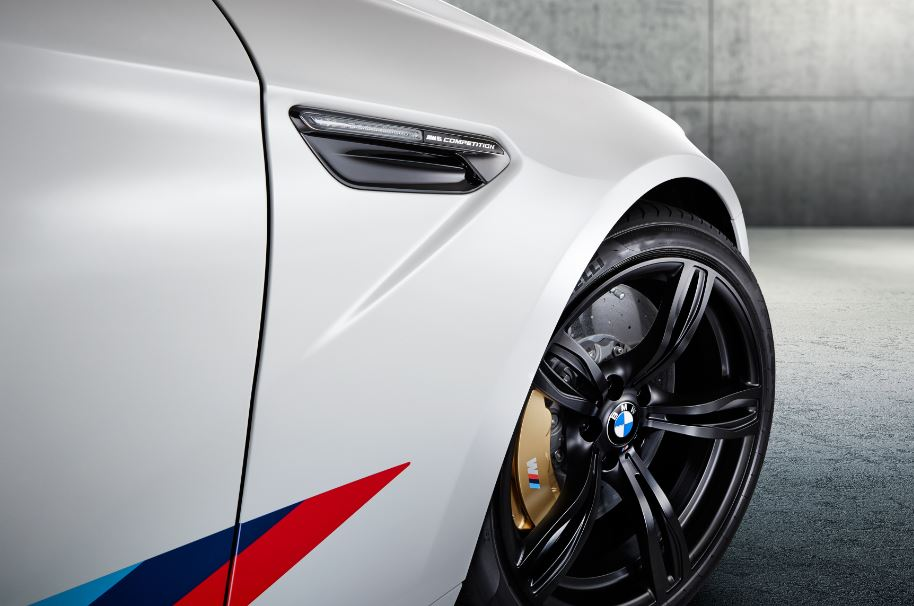 BMW M6 Coupe Competition Edition 10