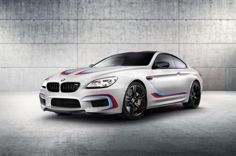 BMW M6 Coupé Competition Edition: El pináculo de la familia M cuenta con 600 CV