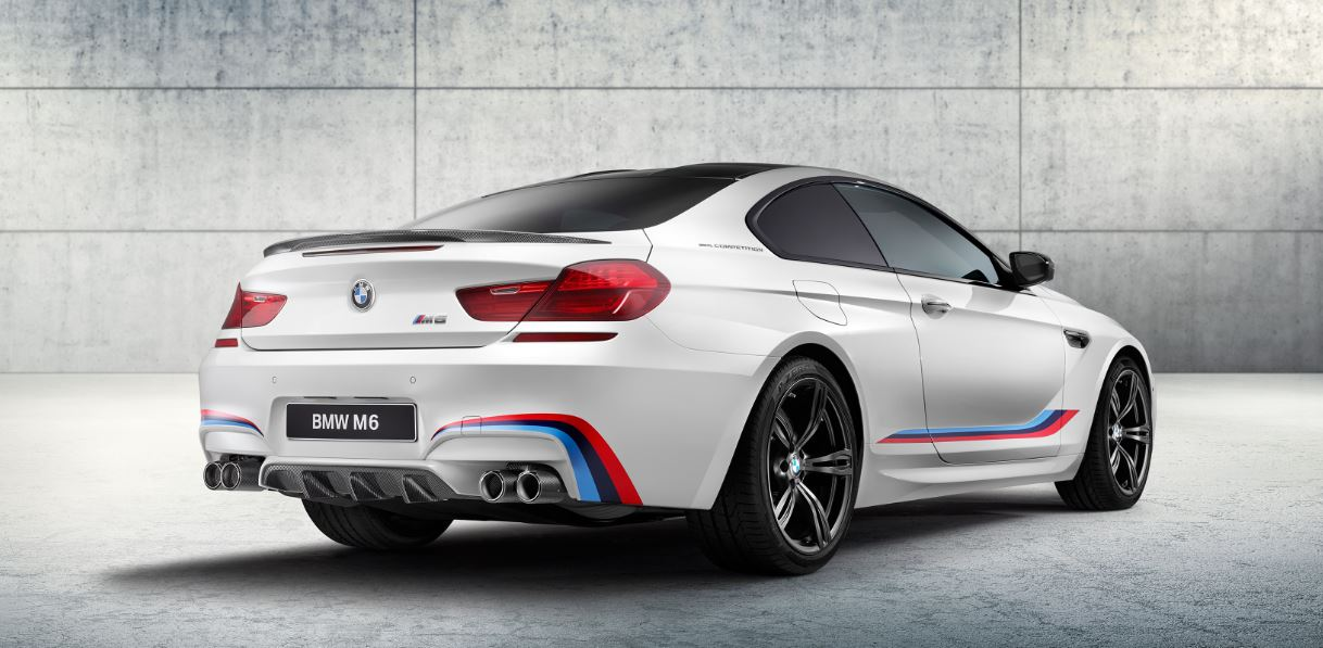 BMW M6 Coupe Competition Edition 3