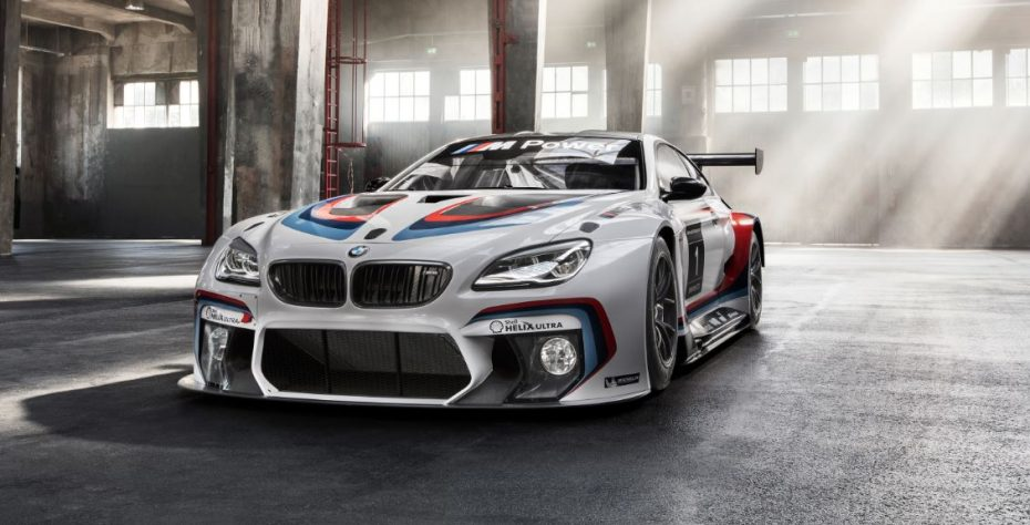 BMW M6 GT3: Un pura sangre más económico y fiable para reemplazar al exitoso BMW Z4 GT3