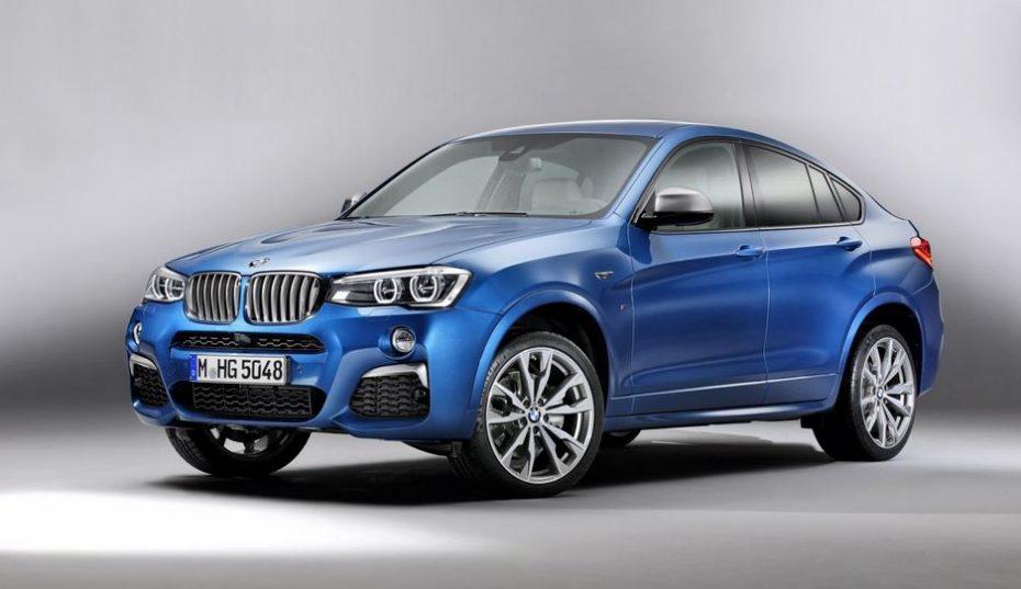 ¡Filtrado! BMW X4 M40i: La versión M Performance llega con 360 CV bajo el capó
