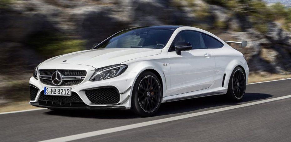 Las primeras recreaciones del Mercedes-AMG C63 Coupe Black Series no están nada mal…