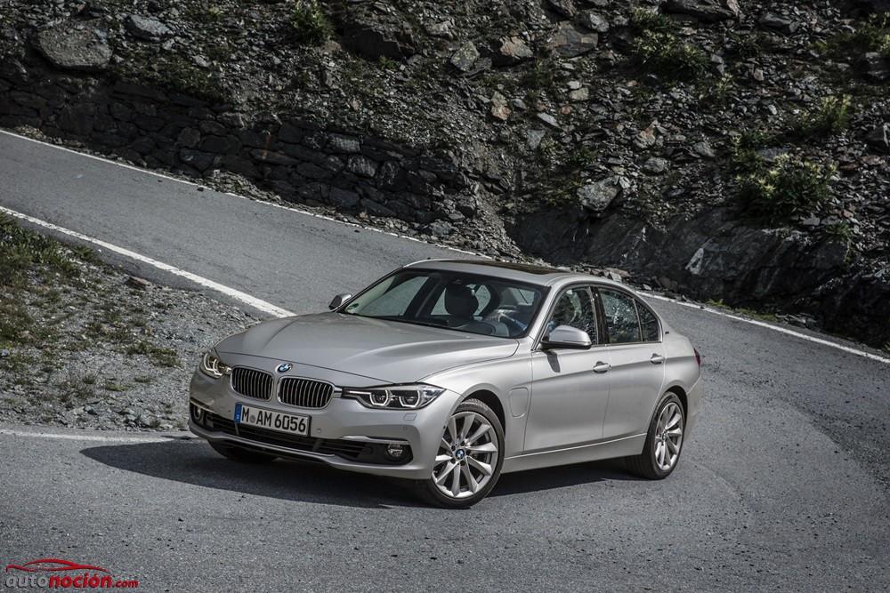 Llegan los BMW 225xe y 330e: revolución híbrida enchufable en formato familiar y berlina