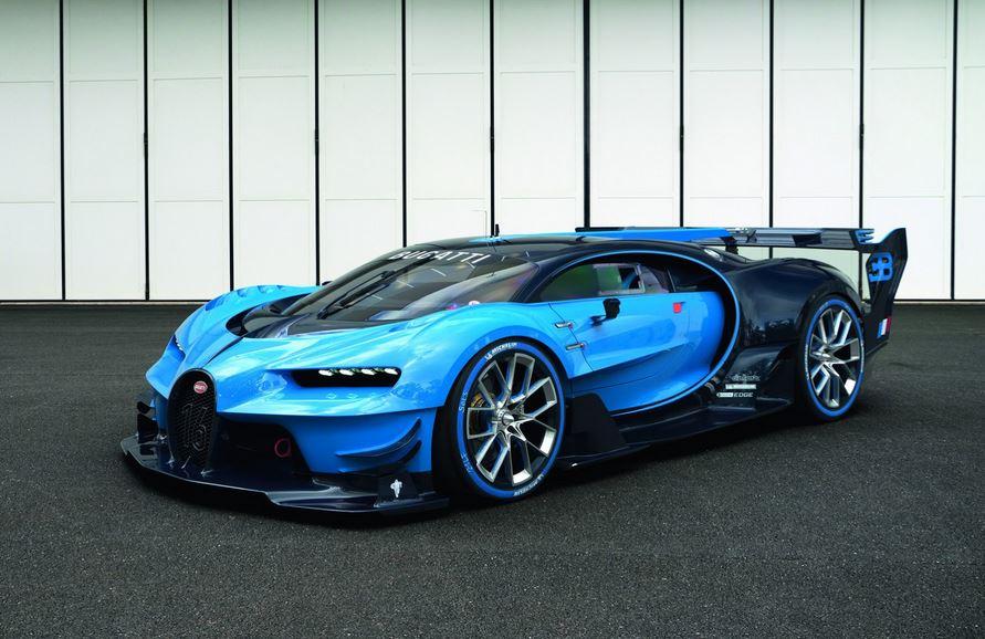 Bugatti Vision Gran Turismo 1