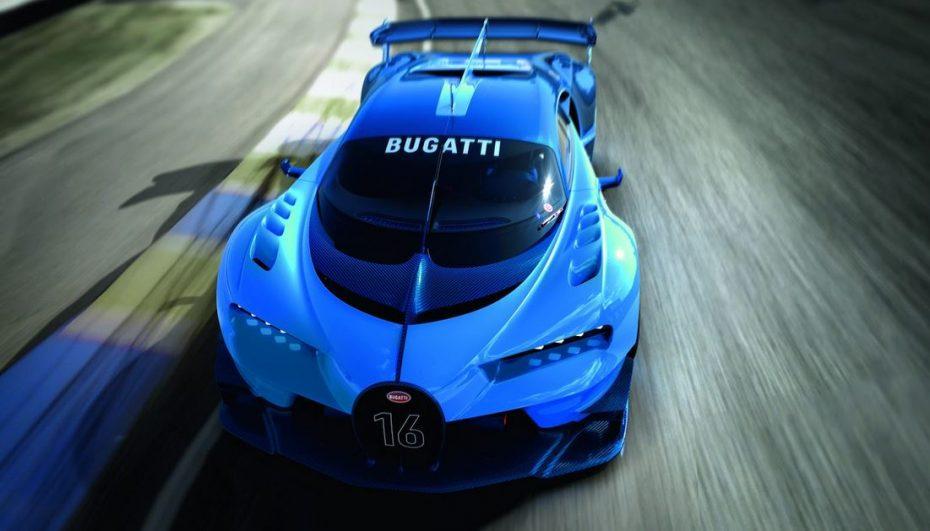 Bugatti Vision GT: Un adelanto del reemplazo del Veyron fiel a simulaciones reales