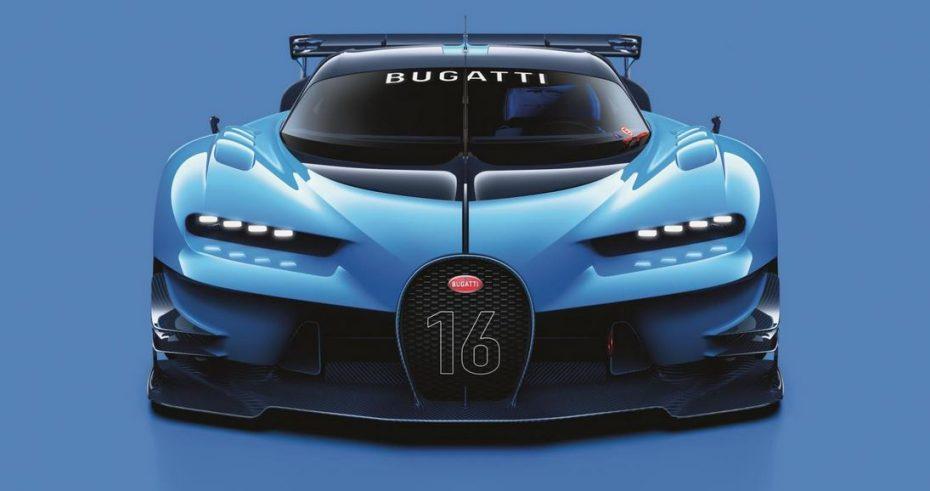 Así es el Bugatti Vision Gran Turismo: ¿Anticipando las líneas del sucesor del Veyron?