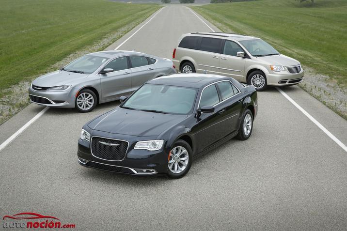 Chrysler cumple 90 castañas: Casi un siglo ofreciendo calidad, ingeniería e innovación asequible