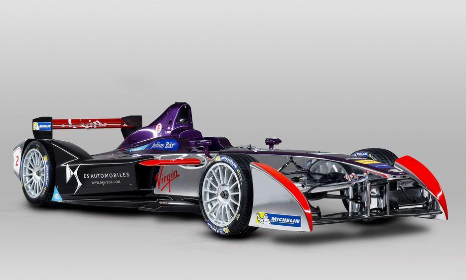DSV-01: El Fórmula E de la escudería DS VIRGIN RACING