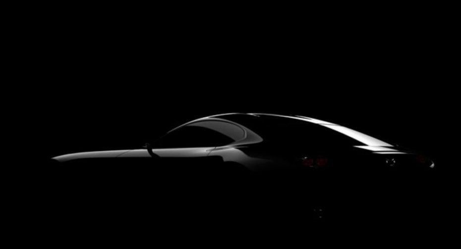 Mazda nos muestra un concept deportivo: ¿La vuelta del motor Wankel?