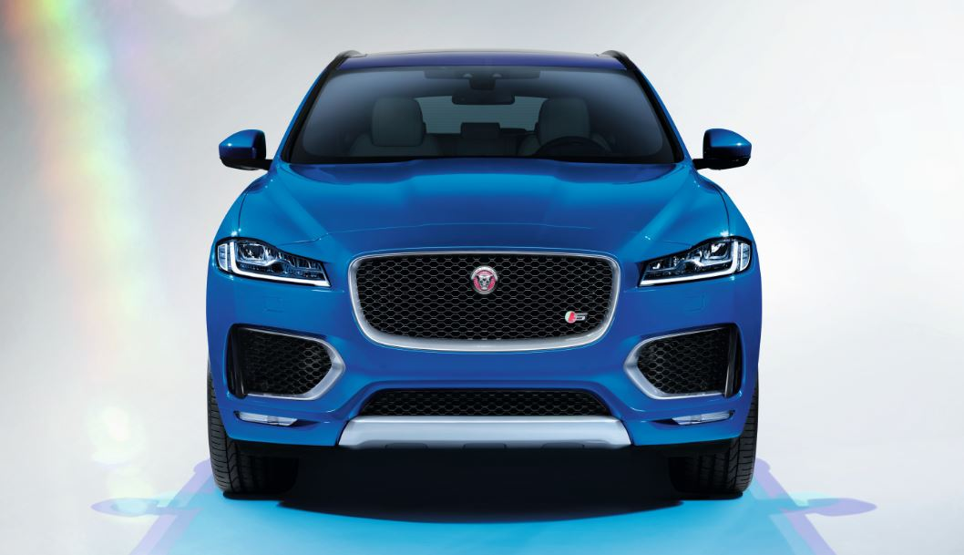 F Pace first edition