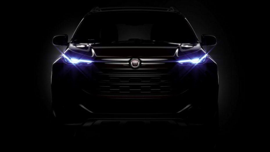 Fiat Toro: Primeros detalles del Sport Utility Pickup para América del Sur