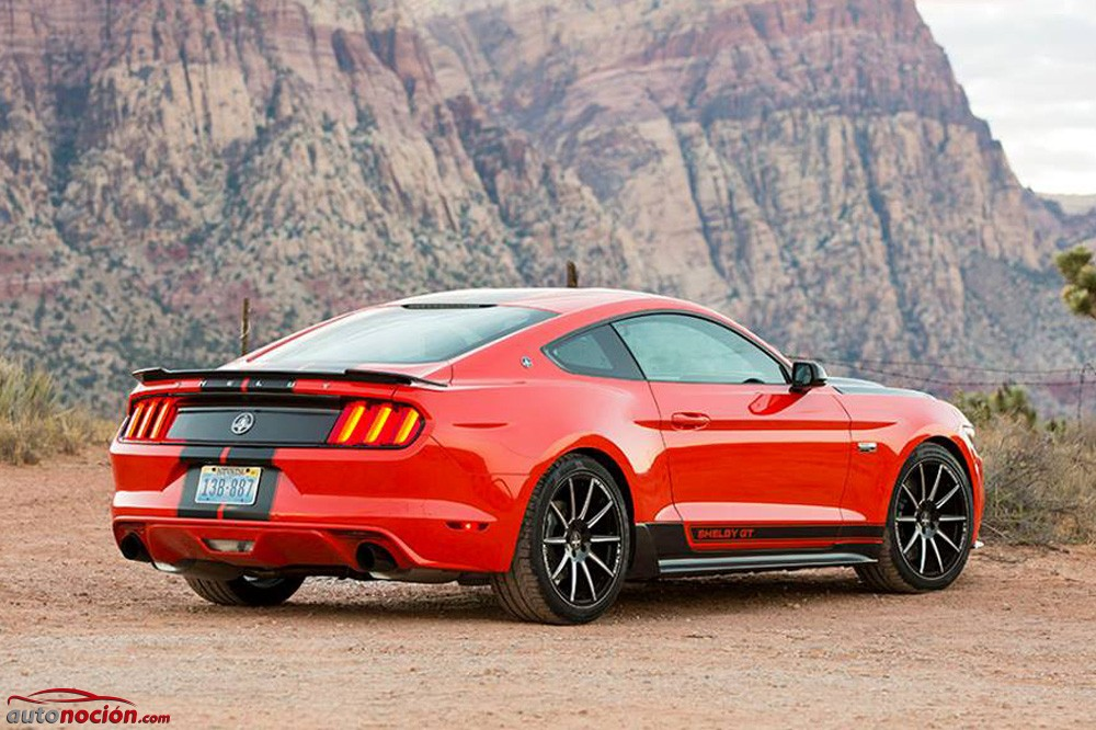 Ford Mustang Shelby GT Package (2)