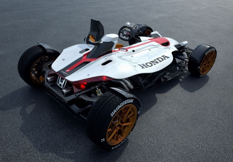 HONDA PROJECT 2&4 POWERED BY RC213V 1