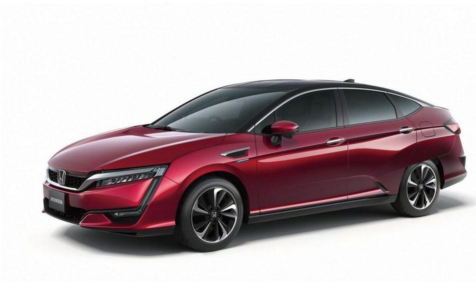 El FCV se deja ver con nuevos detalles: Más de 700 km de autonomía para la pila de hirdrógeno de Honda
